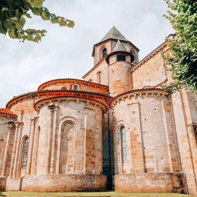 Beaulieu-sur-Dordogne, église Saint-Pierre