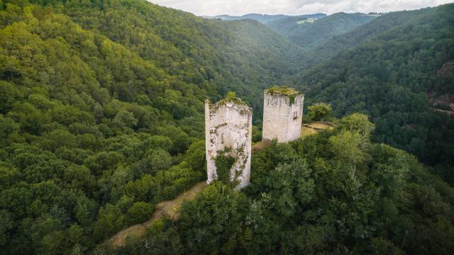 Dji 0221 © M. Seimbille Dronieguy Vallée De La Dordogne