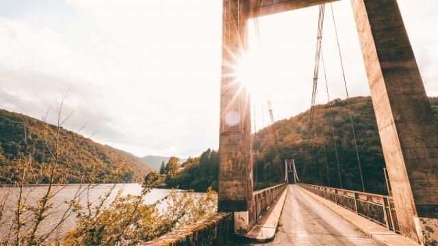 Le Pont de la Dordogne