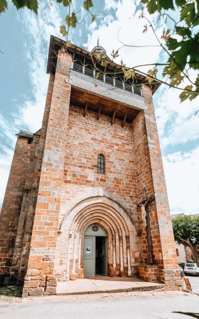 Meyssac église