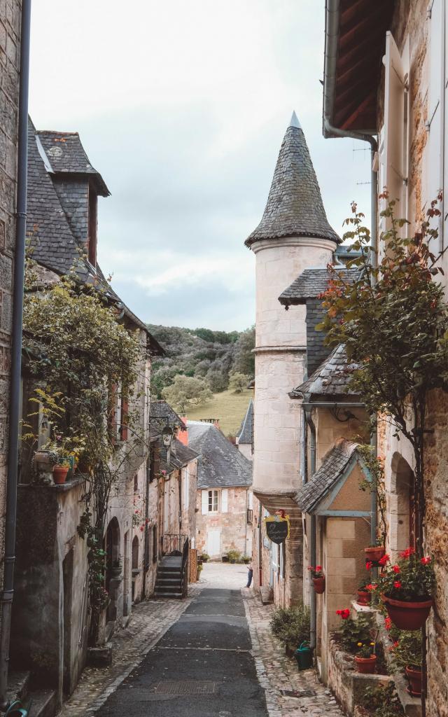 Turenne - l'un des plus beaux villages de France