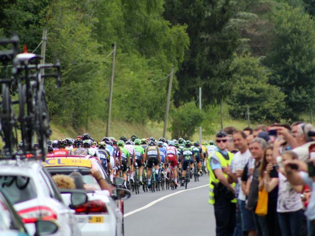 Le Tour de France dans le Lot