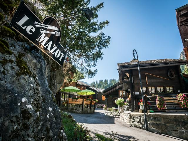 Le Mazot in Fionnay