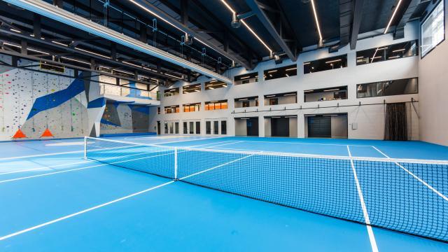 Centre sportif , tennis