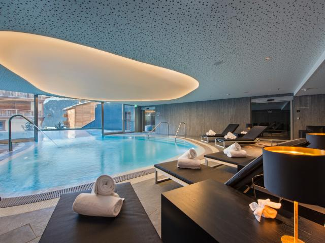 Away Spa du W Verbier