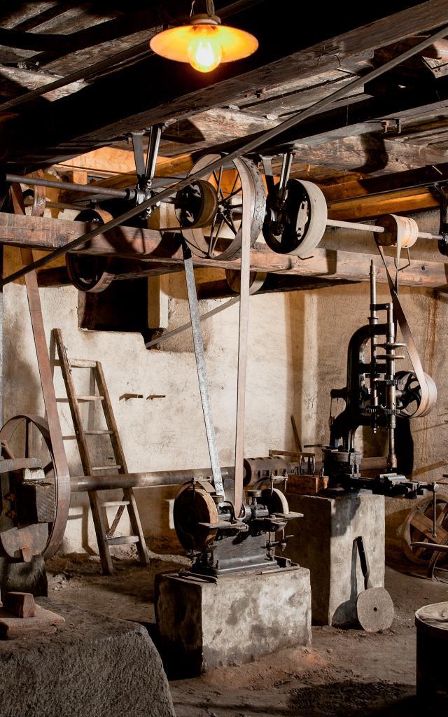 Forge Oreiller - Maison du patrimoine