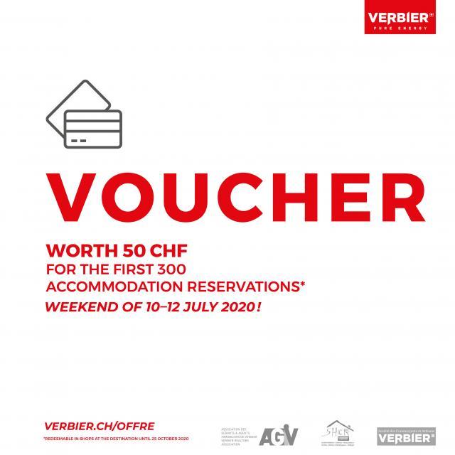 Verbier Offer 10 12july Voucher
