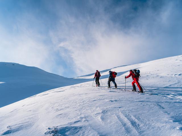 Verbier - Guides de montagne - Brunet