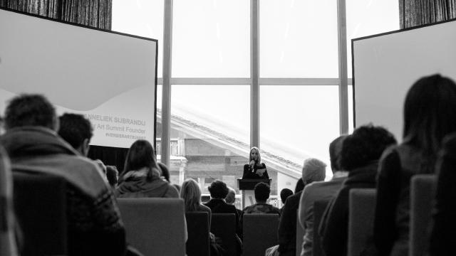 Verbier Art Summit 2019