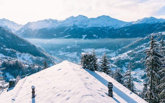 Neige fraîche sur Verbier, capturé le 02.12.20