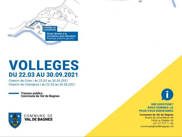 Valdebagnes Brochure Digital Single Pages Vollèges