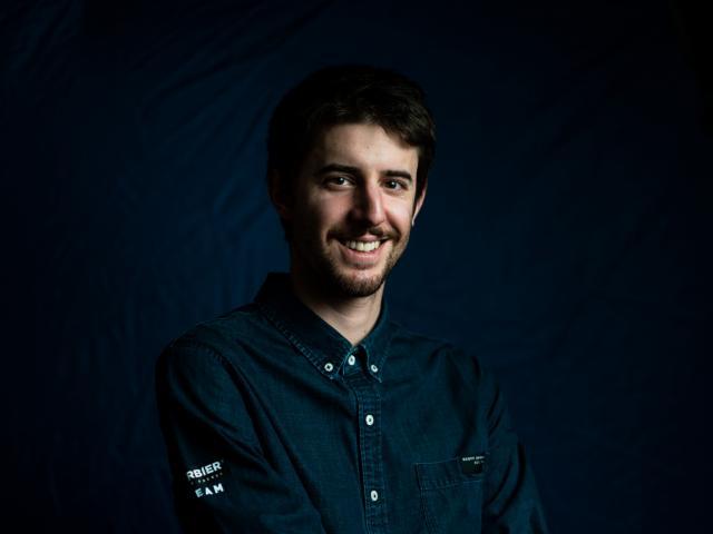 Portrait photo du personnel, fév. 21