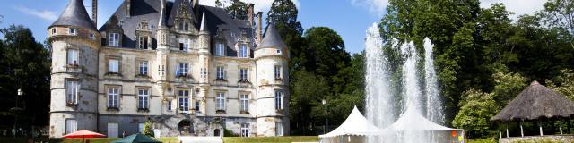 fete-chateau-Bagnoles-Orne-2