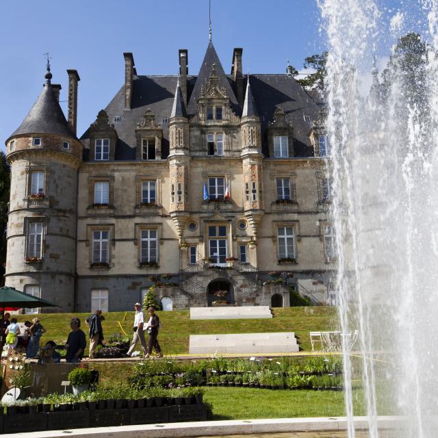 fete-chateau-Bagnoles-Orne-1