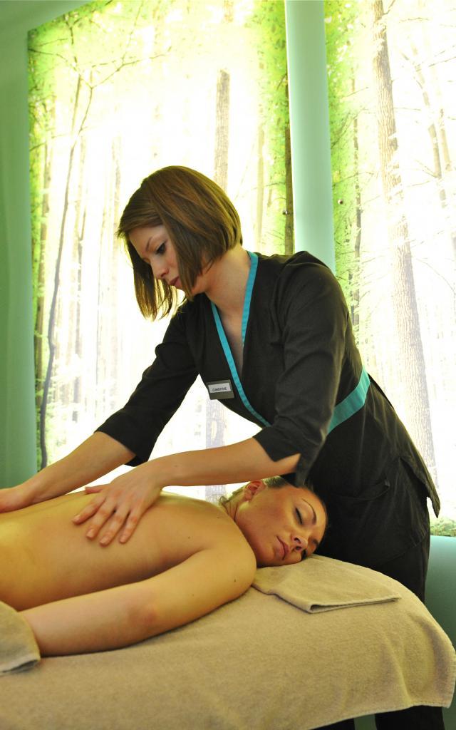 Bagnoles Orne Bo Spa Thermal Massage Sensoriel