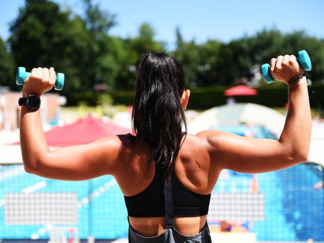 Bagnoles Orne Atelier Fitness Sport Femme Muscle Piscine 1