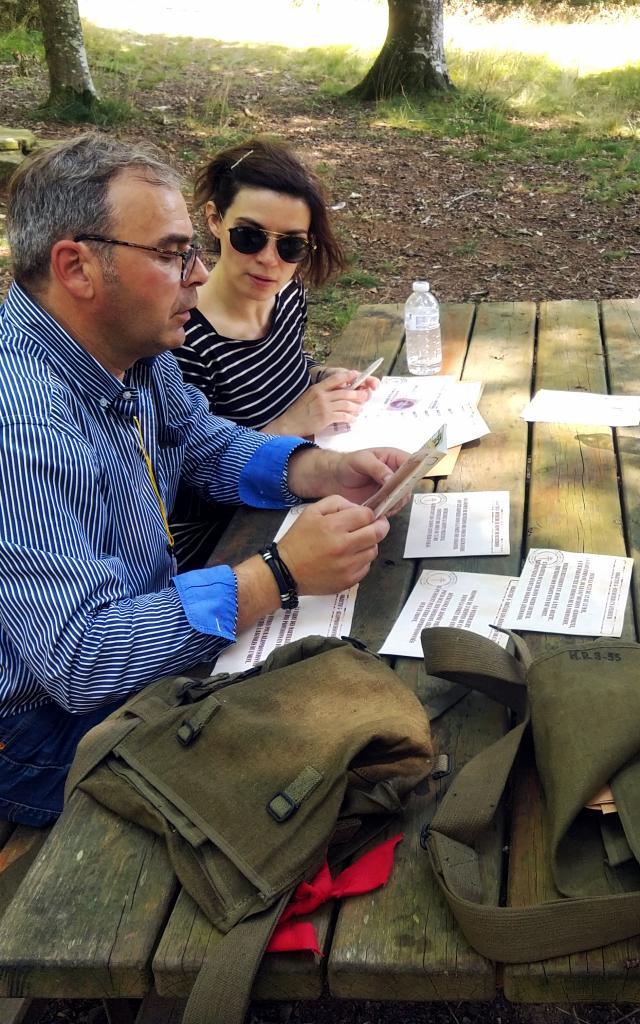 Bagnoles Orne Chasse Tresor Orientation Incentive Team Building Seminaire 14