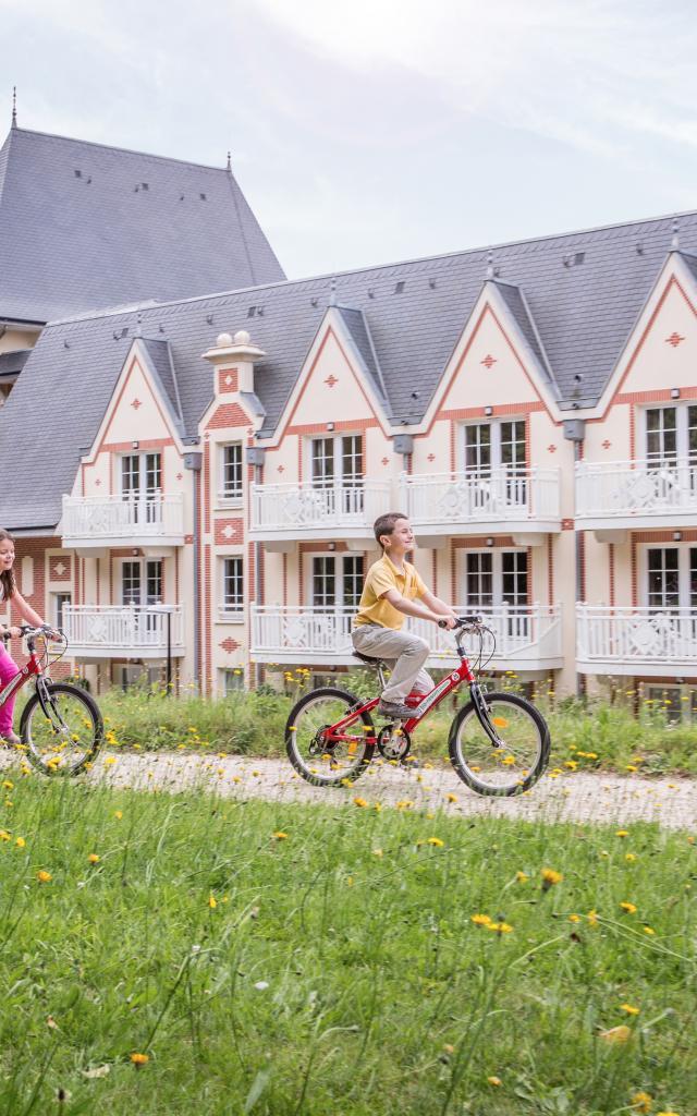 Bagnoles Orne Bo Cottage Famille Velo Balade