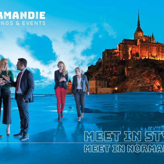 Bagnoles Orne Brochure Normandie Meetings Events 2019