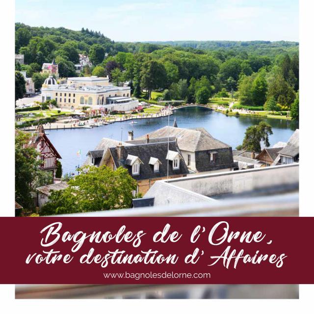 Bagnoles Orne Livret Tourisme Affaire 2020 Plaquette Document Activites Incentive Team Building