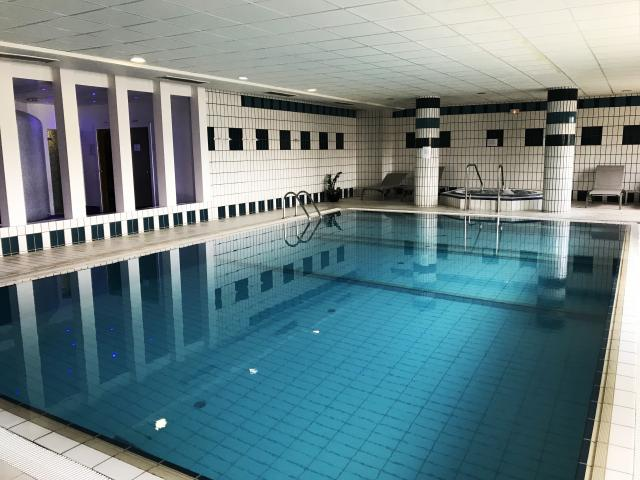 Bagnoles Orne Massage Spa Bien Etre Remise Forme Piscine Sauna Hammam Jacuzzi Soin Beryl Hotel 2