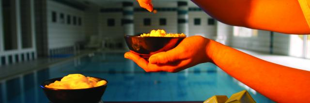 Bagnoles Orne Massage Spa Bien Etre Remise Forme Piscine Sauna Hammam Jacuzzi Soin Beryl Hotel 3