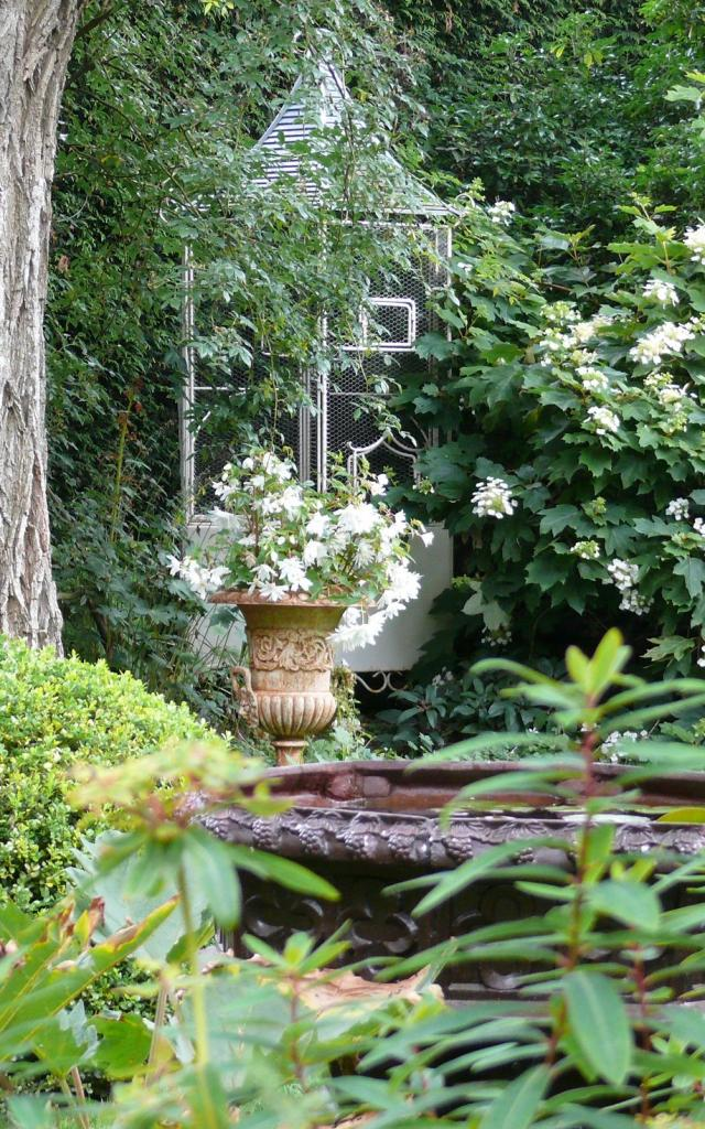 Bagnoles Orne Jardin Retire Fleur Nature Plante Arbre Remarquable Annie Blanchais 4