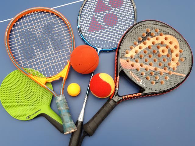 Bagnoles Orne Padel Tennis Ping Pong Multi Raquette Jeu Balle