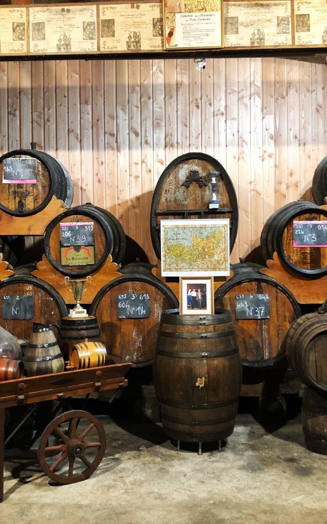 Bagnoles Orne Caves Chatel Caviste Savoir Faire Terroir Cidre Pomme Alcool 2