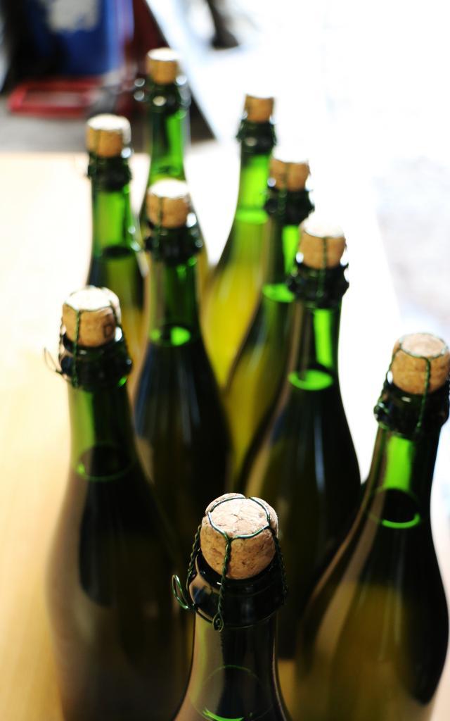 Bagnoles Orne Manoir Durcet Ferme Calvados Terroir Savoir Faire Visite Cidre Pomme Production Bouteille