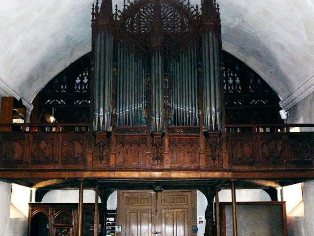 Bagnoles Orne Eglise Sainte Madeleine Orgue