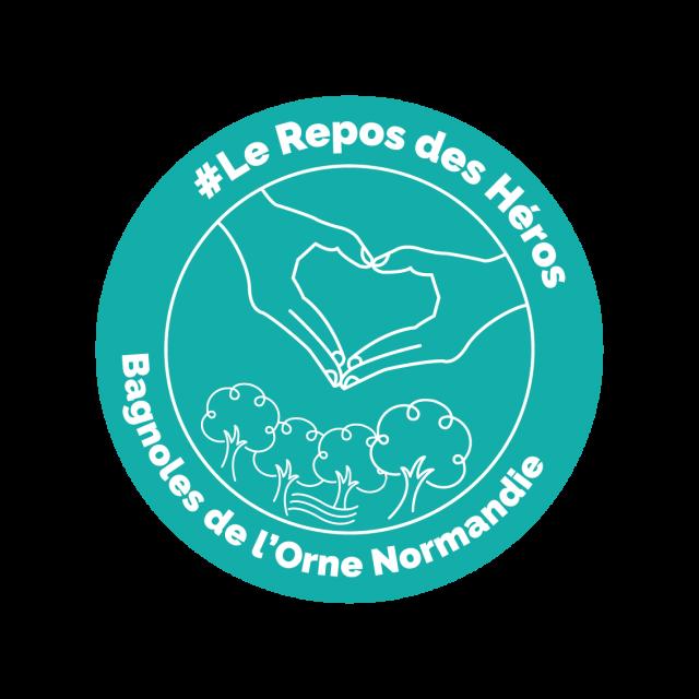 Logo Repos Desheros Bagnoles Orne Coronavirus Covid 2