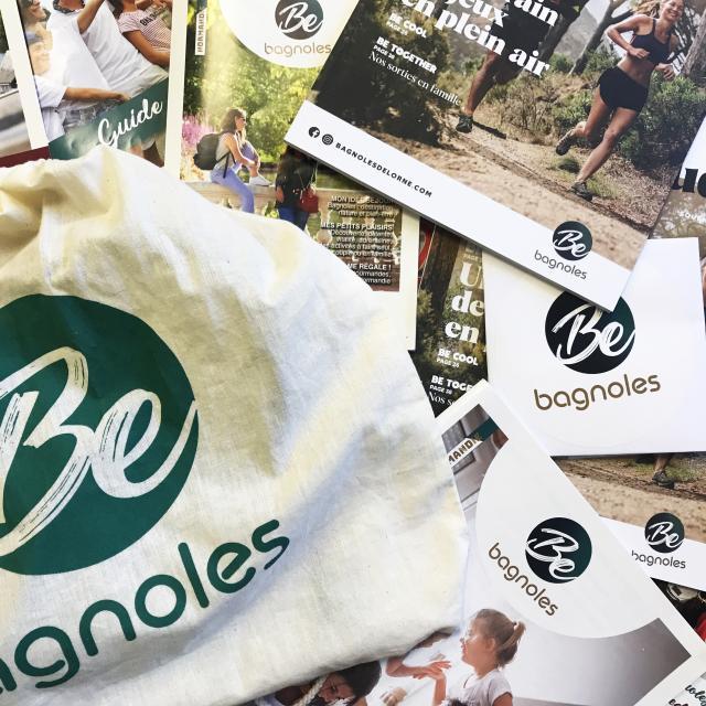 Bagnoles Orne Bandeau Marque Be Magazine Supports Papier
