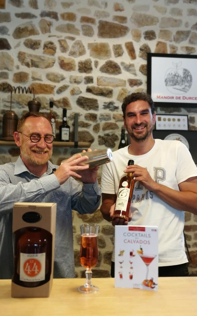 Bagnoles Orne Manoir Durcet Ateliers Cocktails Groupe Experience Terroir Boisson Alcool 2