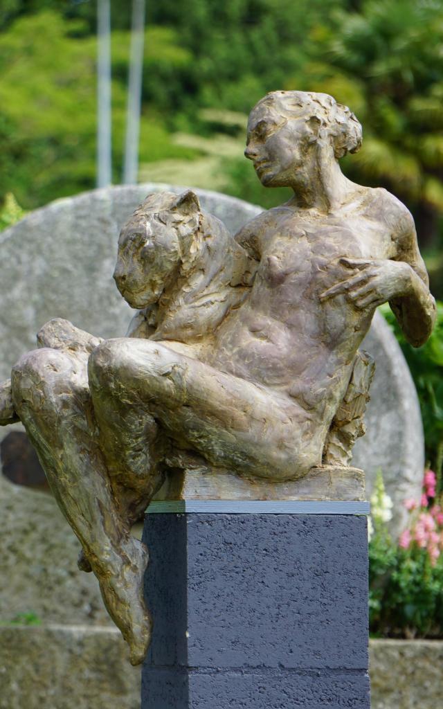 Bagnoles Orne Exposition Patrick Villas Affinity Sculpture Contemporain