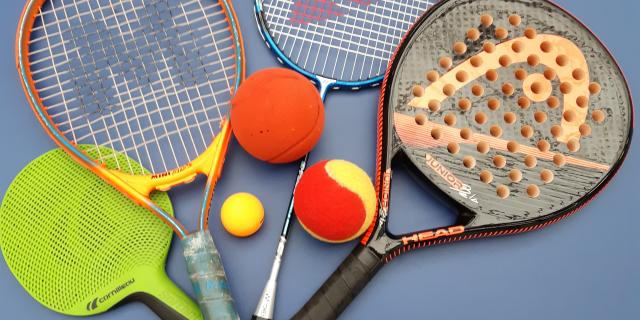 Bagnoles Orne Ville Enfants Multiraquettes Tennis Padel Ping Pong Animation