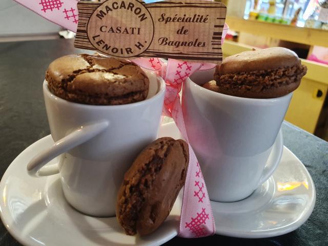 Bagnoles Orne Casati Lenoir Macaron Specialite Savoir Faire 1