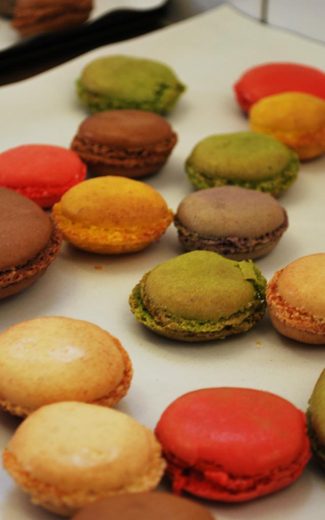 Bagnoles Orne Casati Lenoir Macaron Specialite Savoir Faire 3