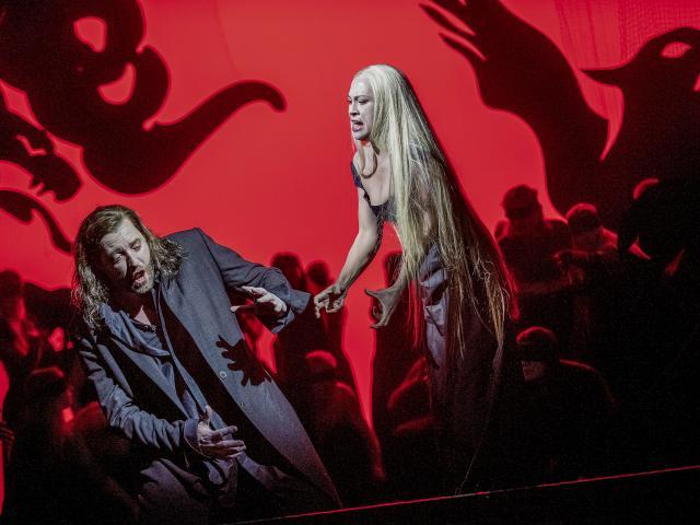 Bagnoles Orne Opera Rouen Wagner