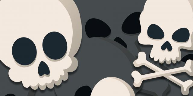 Bagnoles Orne Ville Enfants Animations Crane Skulls