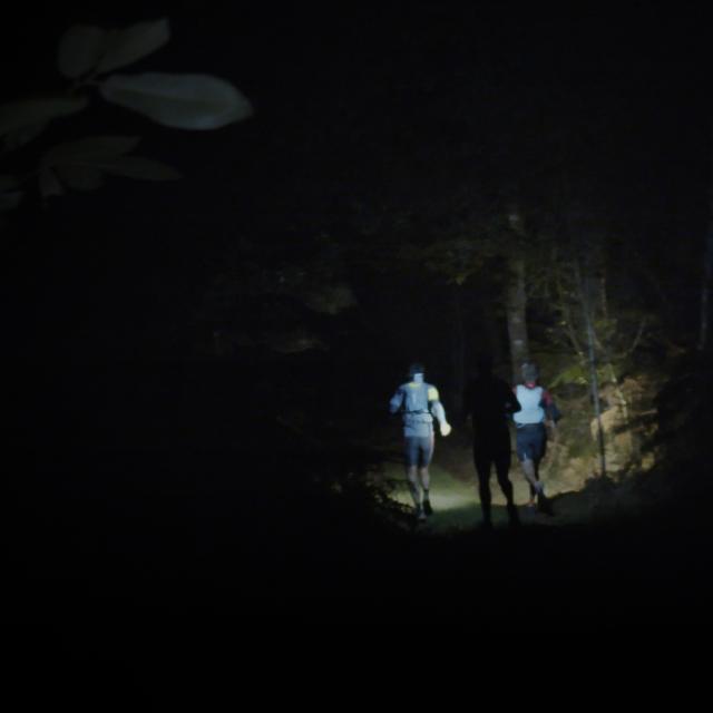 Bagnoles Orne Normandie Trail Course Coureur Traileur Ultra Nuit 2