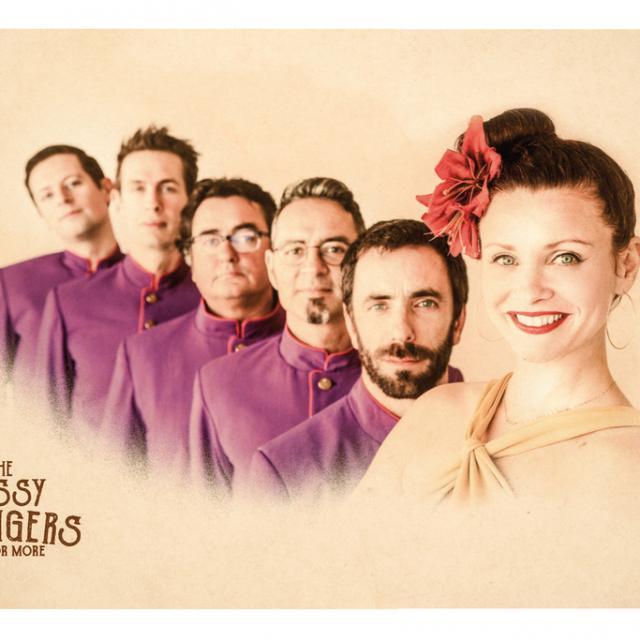 Bagnoles Orne The Sassy Swingers Concert Saison Culturelle