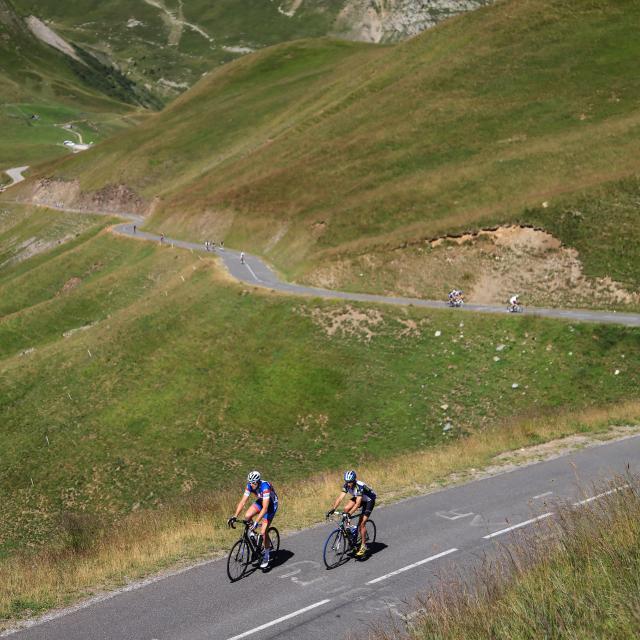 Oisans Col Series Cols De La Croix De Fer Glandon