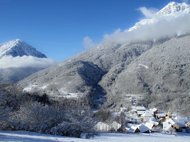 Oz village l'hiver