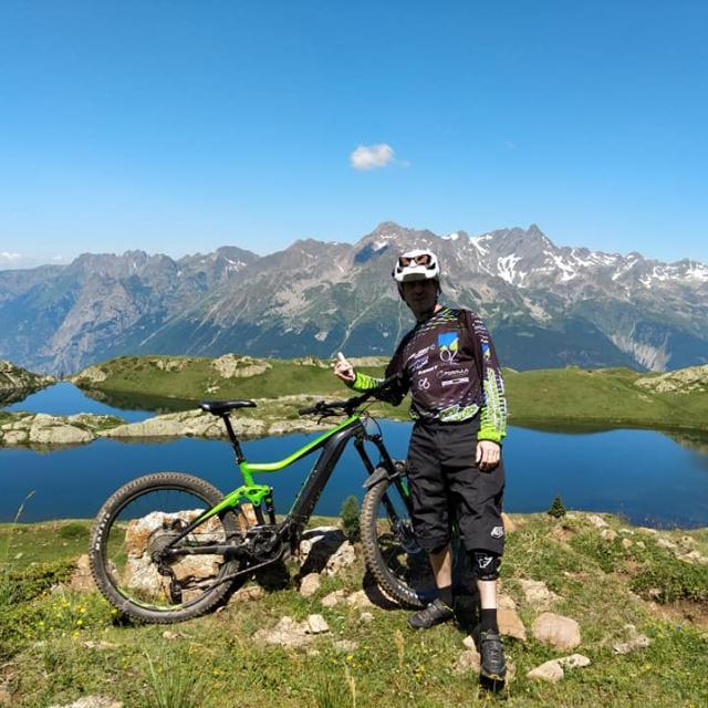 Tour Des Lacs En Ebike