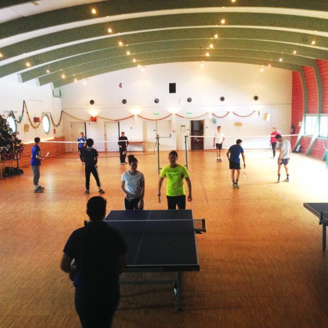 Activité Salle Polyvalente