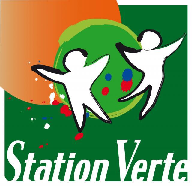 Station Verte Logotype Quadrichromie