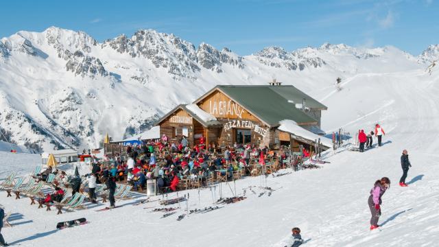 Restaurant d'altitude La Grange