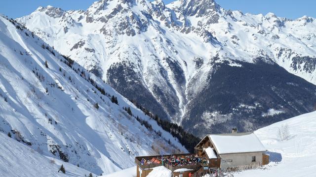 Restaurant d'altitude L'Aventure