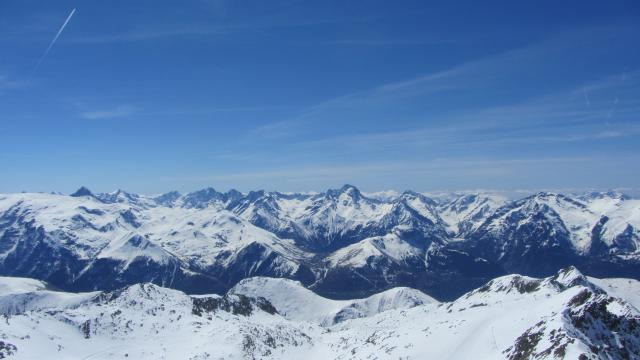 Pic Blanc Alpe D'huez 3 Oz En Oisans